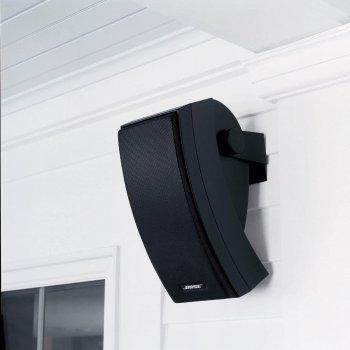 Всепогодные динамики Bose 251 Environmental Speakers для дома и улицы, Black (пара) (JN6324643)
