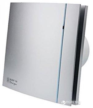 Вытяжной вентилятор SOLER&PALAU SILENT-100 CZ SILVER DESIGN