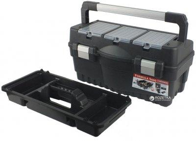 """Ящик для инструментов Haisser Formula S600 Alu 22"""" 547 x 271 x 278 мм (70842)"""