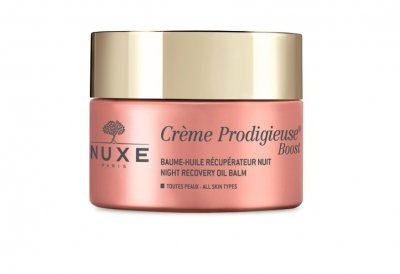 Ночной обновляющий бальзам Nuxe Creme Prodigieuse Boost Night Recovery Oil Balm 50 мл (3264680015854)