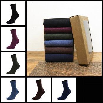 Набір шкарпеток Lapas 013-А 6 пар Різнобарвні