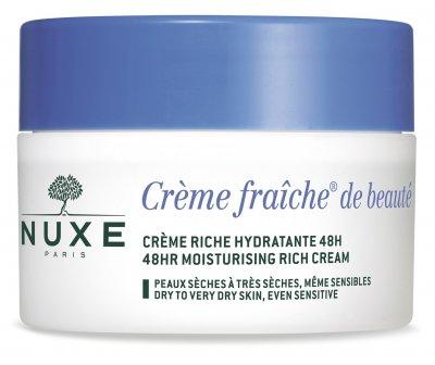 Насыщенный крем Nuxe Creme Fraiche de Beaute 50 мл (3264680012310)