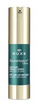 Укрепляющая сыворотка Nuxe Nuxuriance Ultra для контура глаз и губ 15 мл (3264680016554)