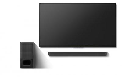Звуковая панель Sony HT-S350 2.1, 320W, S-Force PRO Front Surround, Wireless (JN63HTS350.RU3)