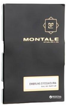 Пробник Туалетная вода унисекс Montale Embruns d'Essaouira 2 мл (ROZ6205052621)