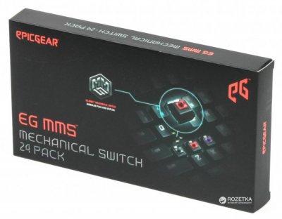 Набор переключателей для клавиатуры EpicGear DeFiant Switch mix 24 Pack