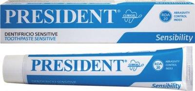 Зубная паста President Clinical Sensitive 75 мл (8030009700610)