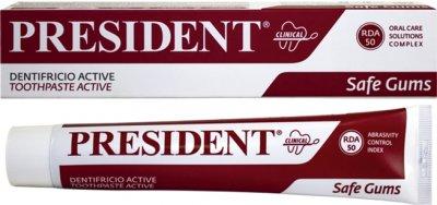 Зубная паста President Clinical Active 75 мл (8030009700719)