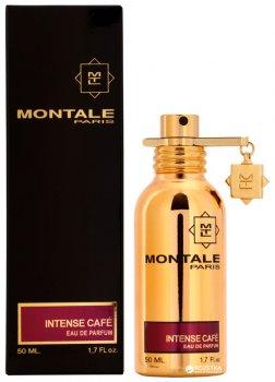 Парфумована вода унісекс Montale Intense Cafe 50 мл (3760260450072)