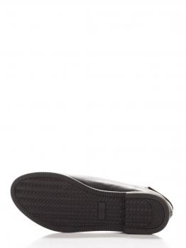 Туфлі Леопард Чорний GB03-1