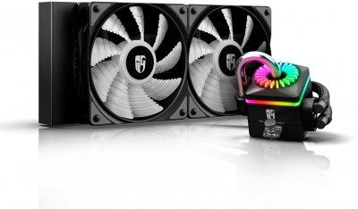 Система жидкостного охлаждения DeepCool Captain 240 Pro V2