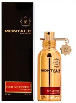 Парфюмированная вода для мужчин Montale Red Vetyver 50 мл (3760260450294)