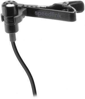 Микрофон SPEEDLINK Spes Black (SL-8691-SBK-01)