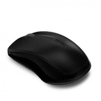 Мышь Rapoo 1620 wireless Black