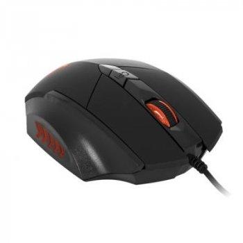 Мишка Ergo NL-620 Black (NL-620)