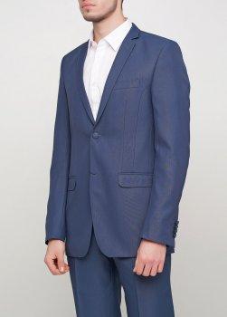 Чоловічий костюм Mia-Style MIA-178/03- синій