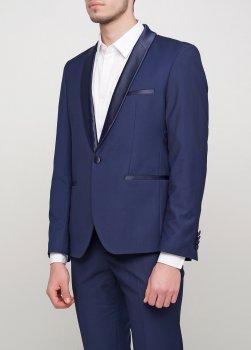 Мужской костюм Mia-Style MIA-292/08 темно-синий