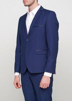 Чоловічий костюм Mia-Style MIA-292/05 синій