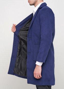 Чоловіче пальто Bondi BONDI-83 синій