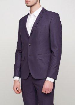 Чоловічий костюм Mia-Style MIA-302/01 сливовий