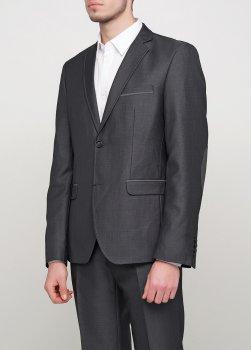Мужской костюм Mia-Style MIA-269/02 серый