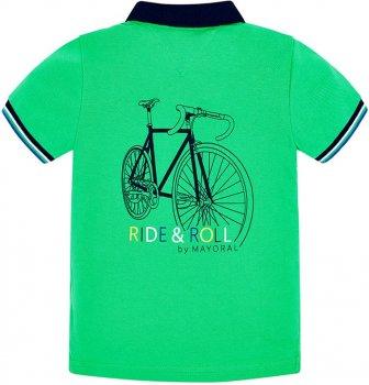 Поло Mayoral 3113-74 Зеленое
