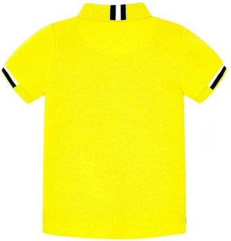 Поло Mayoral 3122-28 Желтое