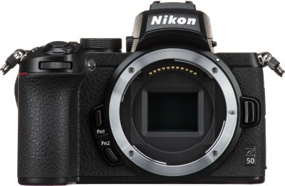 Фотоапарат Nikon Z50 Body (VOA050AE) Офіційна гарантія!