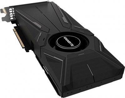 Gigabyte PCI-Ex GeForce RTX 2080 Super Turbo 8GB GDDR6 (256bit) (1815/15500) (Type-C, HDMI, 3 x DisplayPort) (GV-N208STURBO-8GC)