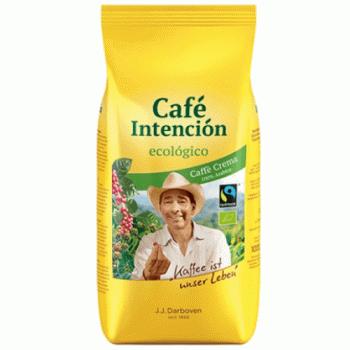 Кофе J.J.Darboven Caffe Intencion Ecologico в зернах 1 кг