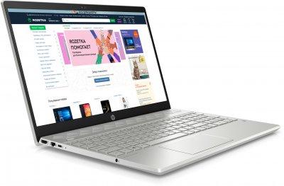 Ноутбук HP Pavilion Notebook 15-cw1011ua (8RW14EA) Mineral Silver