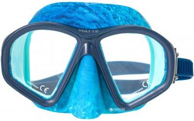 Маска Marlin Matte 2.0 Camo Синий камуфляж (013098)
