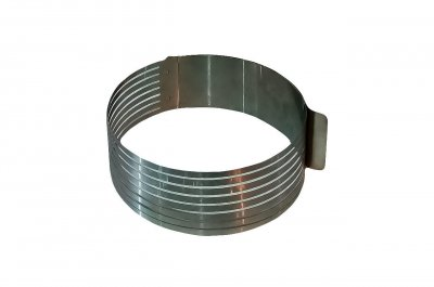 Форма для випічки Empire 240-300х85мм Вуглецева сталь Сірий (0638) 000062457db2b