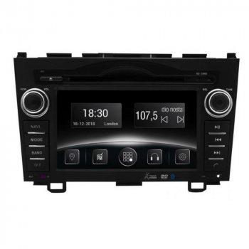 Штатная магнитола Gazer CM6007-RE Honda CRV RE 2006-2011 (27020)