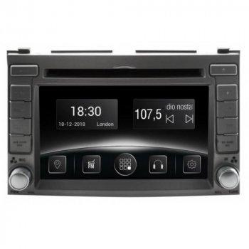 Штатная магнитола Gazer CM5006-PB Hyundai i20 PB 2008-2013 (27062)