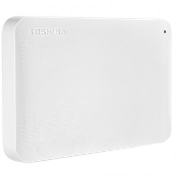 """Зовнішній жорстку диск 2.5"""" 1TB TOSHIBA (HDTP210EW3AA)"""