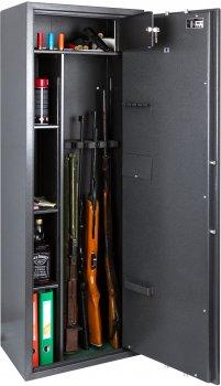 Сейф збройовий SAFETRONICS MAXI 5PE/К5