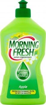 Жидкость для мытья посуды Morning Fresh Apple 450 мл (5900998022662)