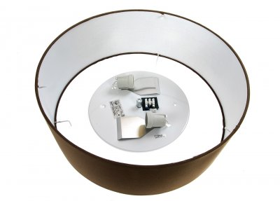 Світильник стельовий Livarno Lux коричневий M15-170129