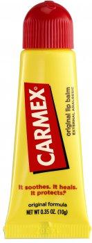 Бальзам для губ Carmex Lip Balm Tube Original в тюбике 10 г (083078113131/83078113148)