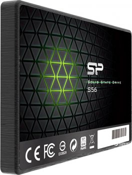 "Silicon Power S56 240GB 2.5"" SATAIII TLC (SP240GBSS3S56B25)"