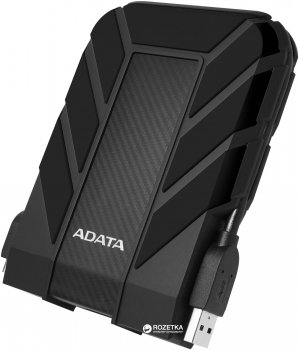"Жорсткий диск ADATA DashDrive Durable HD710 Pro 1TB AHD710P-1TU31-CBK 2.5"" USB 3.1 External Black"