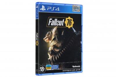 Fallout 76 [Blu-Ray диск]