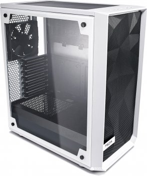 Корпус Fractal Design Meshify C - TG White (FD-CA-MESH-C-WT-TGC)
