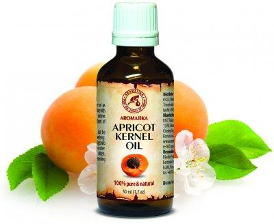 Масло абрикосовых косточек нерафинированное Ароматика Apricot Kernel Oil 50 мл (4820177020979)