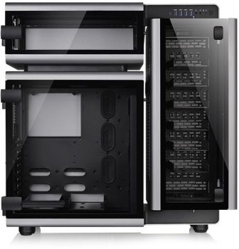 Корпус Thermaltake Level 20 Tempered Glass Edition Full Tower Chassis (CA-1J9-00F9WN-00)