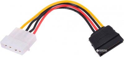 Кабель Cablexpert SATA - 4 pin Molex 0.15 м (CC-SATA-PS)