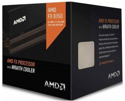 Процесор AMD X8 FX-8350 (Socket AM3+) BOX (FD8350FRHKHBX)