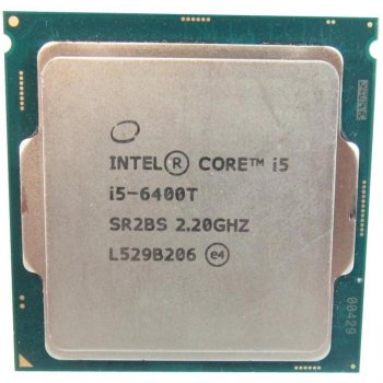 Процесор s-1151 Intel Core i5-6400T 2.2 GHz/6MB Tray (CM8066201920000)