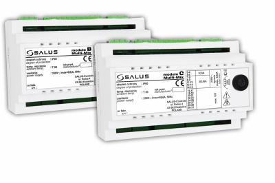Розширюють модулі SALUS Multi-Mix modul B/C для контролера Multi-Mix